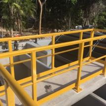 Proyecto Barandales Fiberinc